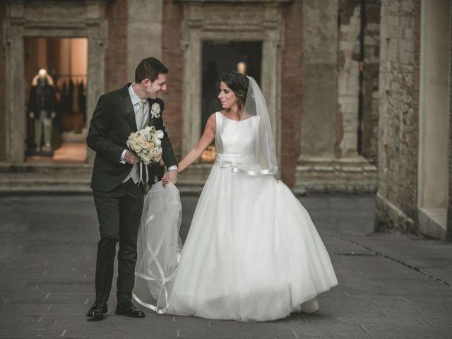 Il matrimonio di Alessandro e Giulia a Torgiano, Perugia 28