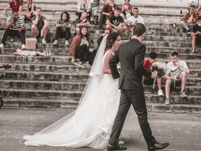 Il matrimonio di Alessandro e Giulia a Torgiano, Perugia 29