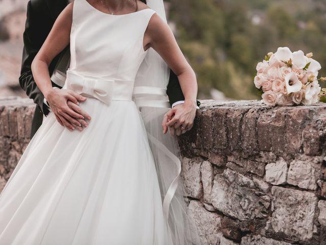 Il matrimonio di Alessandro e Giulia a Torgiano, Perugia 30
