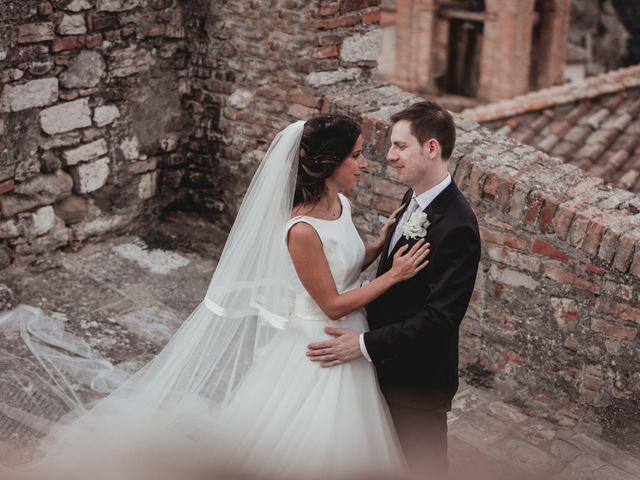 Il matrimonio di Alessandro e Giulia a Torgiano, Perugia 31