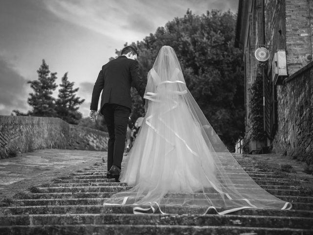 Il matrimonio di Alessandro e Giulia a Torgiano, Perugia 33