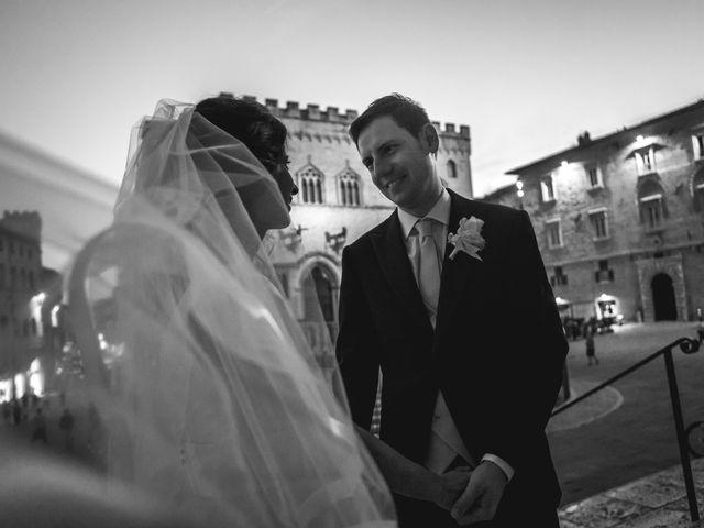 Il matrimonio di Alessandro e Giulia a Torgiano, Perugia 35