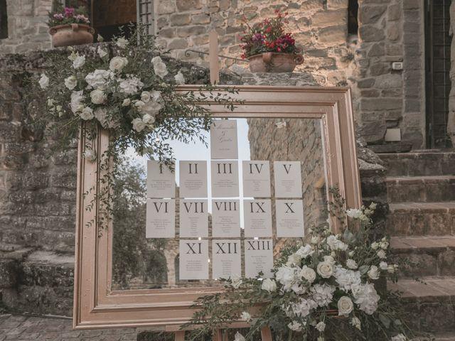 Il matrimonio di Alessandro e Giulia a Torgiano, Perugia 36