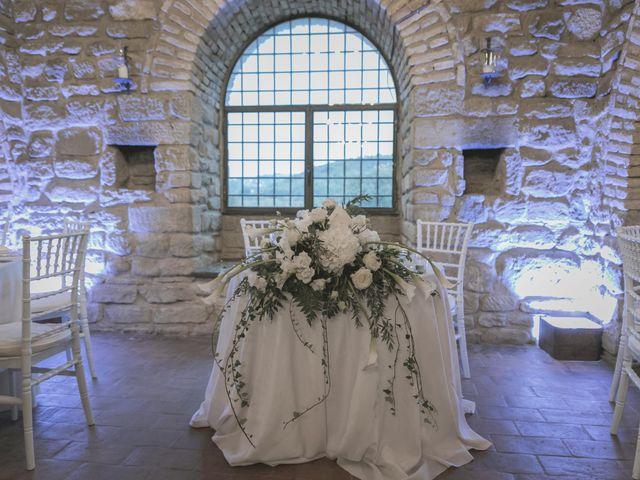 Il matrimonio di Alessandro e Giulia a Torgiano, Perugia 37