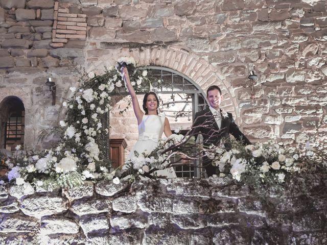 Il matrimonio di Alessandro e Giulia a Torgiano, Perugia 41