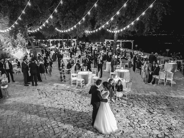 Il matrimonio di Alessandro e Giulia a Torgiano, Perugia 46