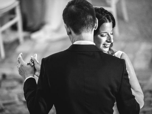 Il matrimonio di Alessandro e Giulia a Torgiano, Perugia 47