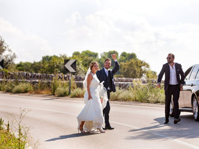 Il matrimonio di Paola e Francesco a Bari, Bari 24