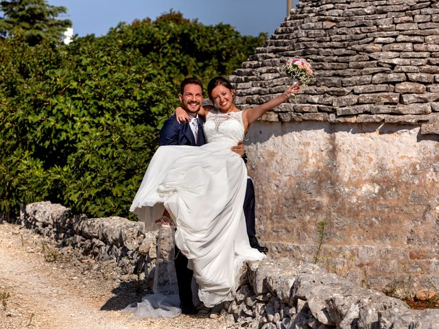Il matrimonio di Paola e Francesco a Bari, Bari 31
