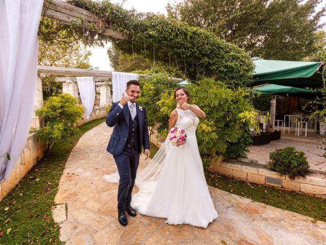 Il matrimonio di Paola e Francesco a Bari, Bari 40