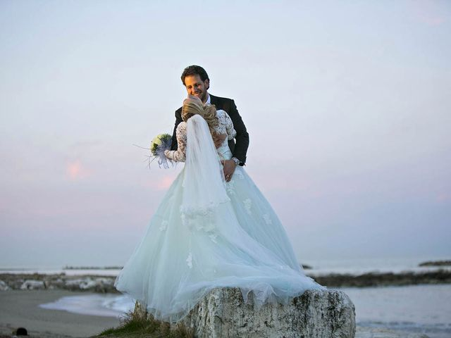 Il matrimonio di Andrea e Danila a Cupra Marittima, Ascoli Piceno 41