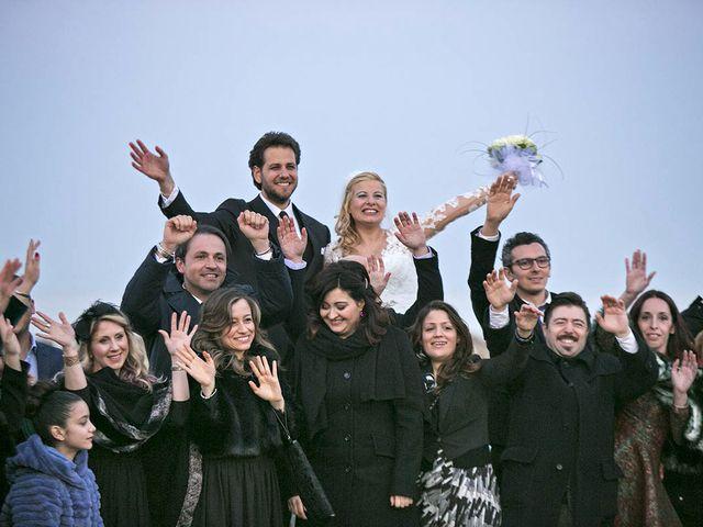 Il matrimonio di Andrea e Danila a Cupra Marittima, Ascoli Piceno 42