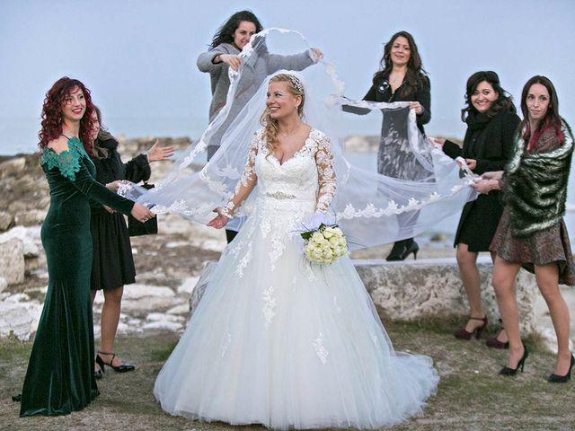 Il matrimonio di Andrea e Danila a Cupra Marittima, Ascoli Piceno 44