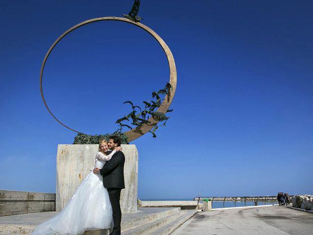 Il matrimonio di Andrea e Danila a Cupra Marittima, Ascoli Piceno 65