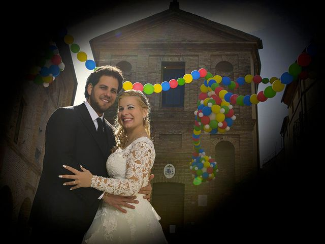 Il matrimonio di Andrea e Danila a Cupra Marittima, Ascoli Piceno 69