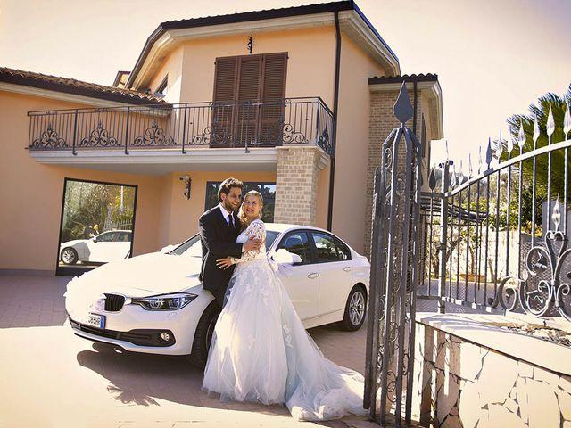 Il matrimonio di Andrea e Danila a Cupra Marittima, Ascoli Piceno 72