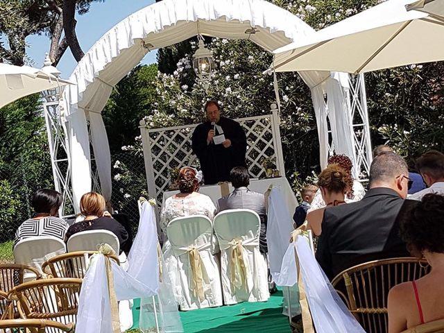 Il matrimonio di Mauro e Manuela a Roma, Roma 6