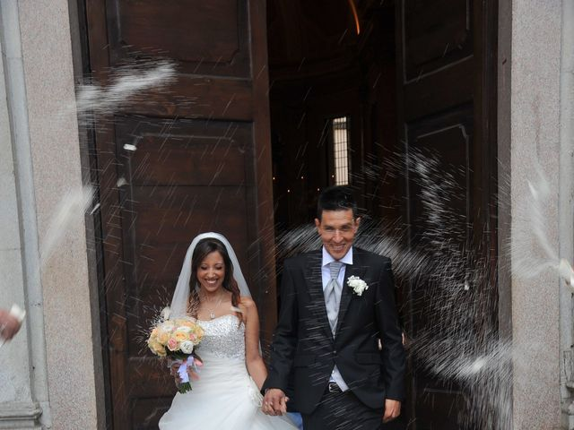 Il matrimonio di Simone e Miriam a Abbiategrasso, Milano 15