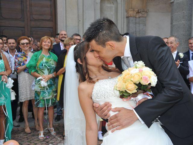 Il matrimonio di Simone e Miriam a Abbiategrasso, Milano 16