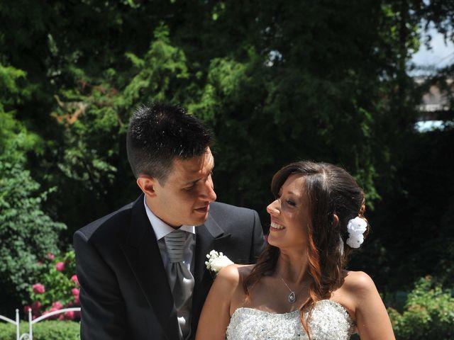 Il matrimonio di Simone e Miriam a Abbiategrasso, Milano 17