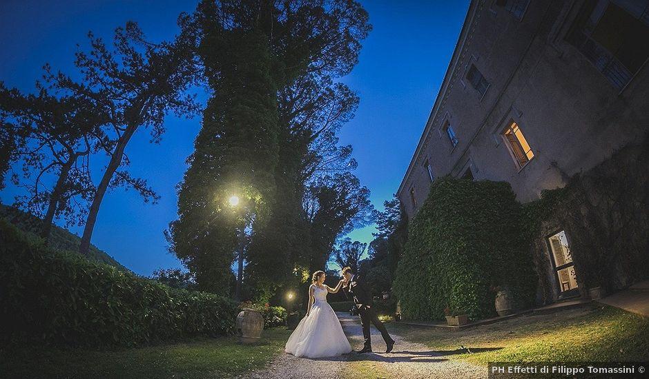 Il matrimonio di Tom e Stephanie a Perugia, Perugia
