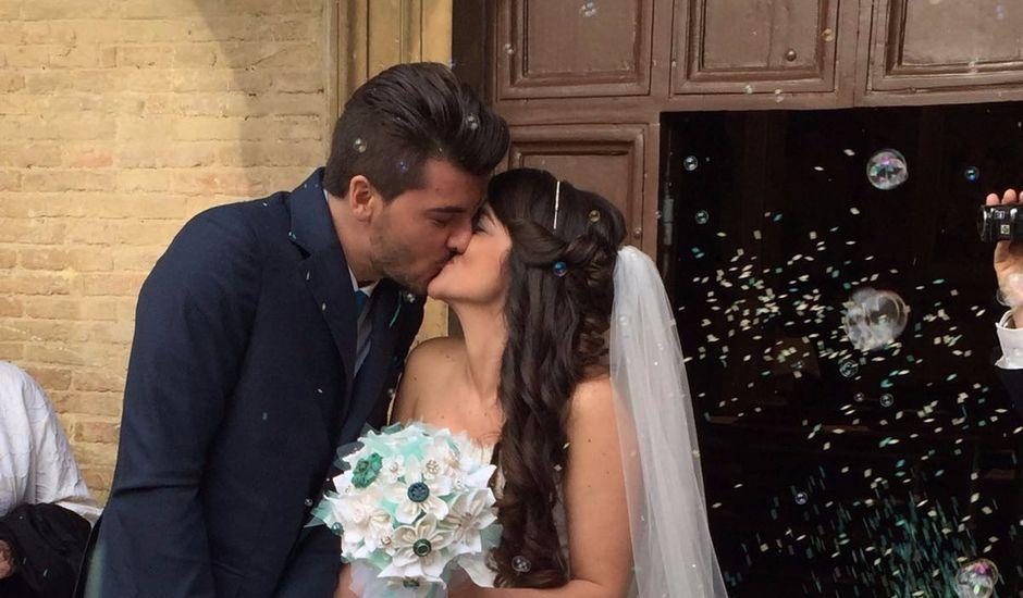 Il matrimonio di Alessandro e Ilaria a Montefalco, Perugia