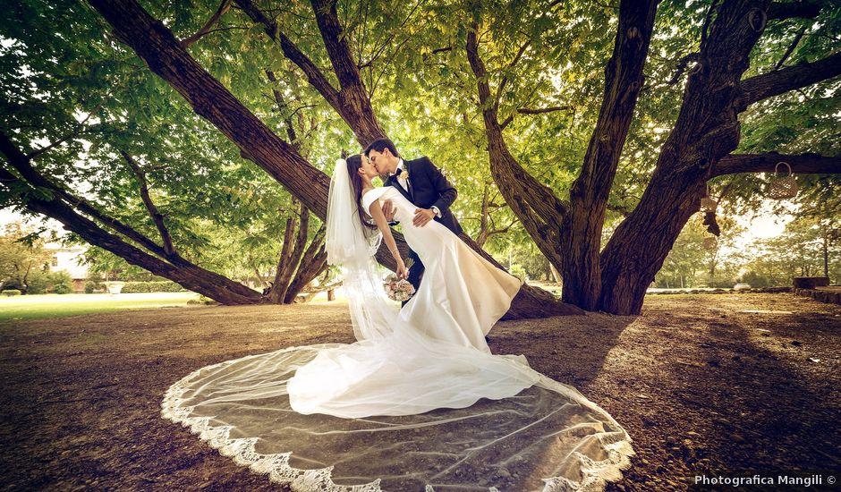 Il matrimonio di Alessandro e Elisa a Lesmo, Monza e Brianza