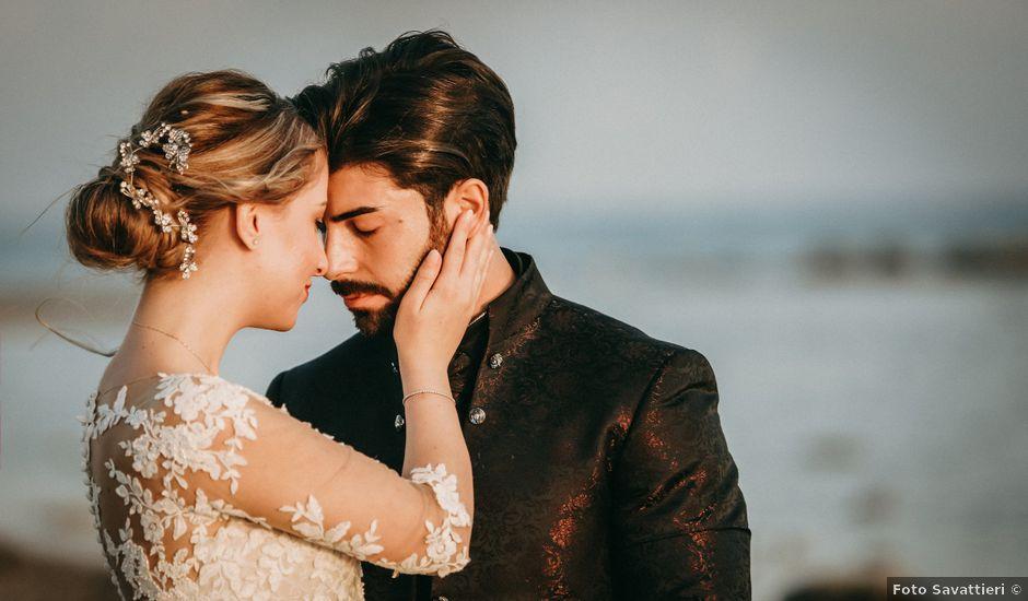 Il matrimonio di Rosario e Laura a Vallelunga Pratameno, Caltanissetta