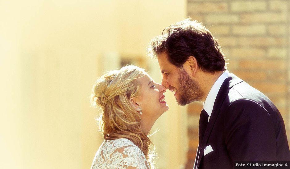 Il matrimonio di Andrea e Danila a Cupra Marittima, Ascoli Piceno