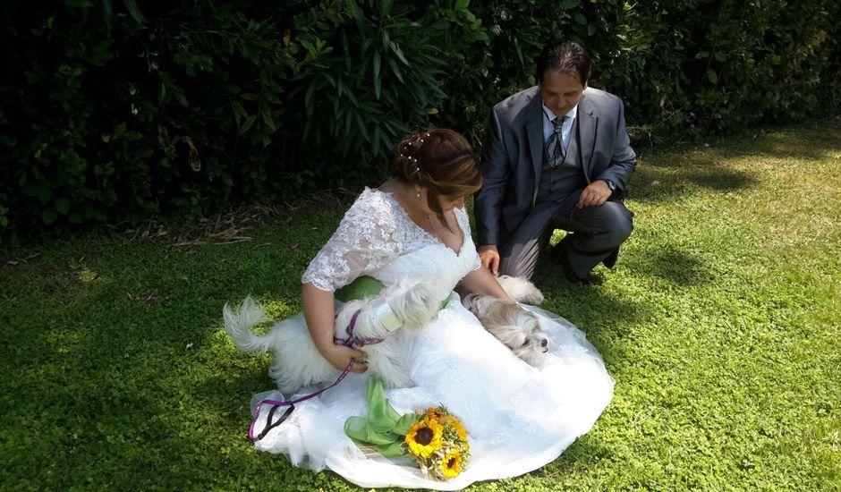 Il matrimonio di Mauro e Manuela a Roma, Roma