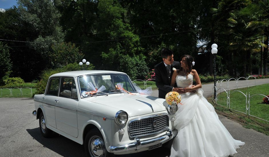 Il matrimonio di Simone e Miriam a Abbiategrasso, Milano