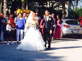 Le nozze di Davide e Serena