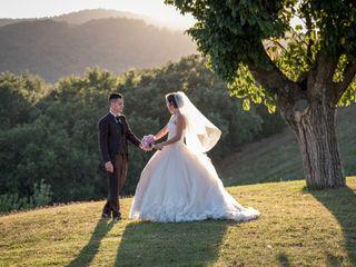 Le nozze di Eleonora e Massimiliano