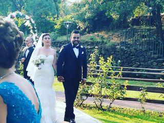 Le nozze di Alessandra  e Alberto