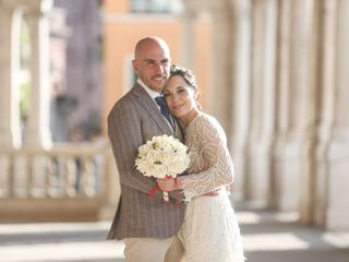 Le nozze di Nadia e Umberto