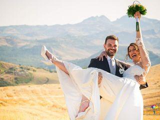 Le nozze di Chiara  e Nino
