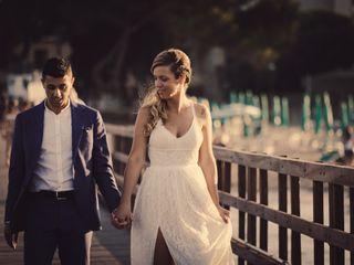 Le nozze di Elisa e Enthony