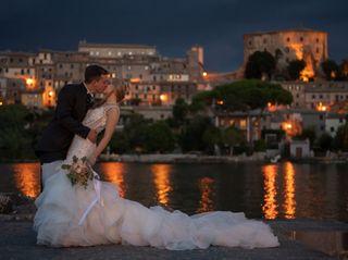 Le nozze di Olga e Paolo