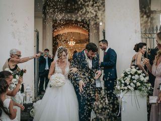 Le nozze di Giorgio e Giulia
