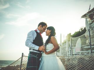 Le nozze di Karen e Giuseppe