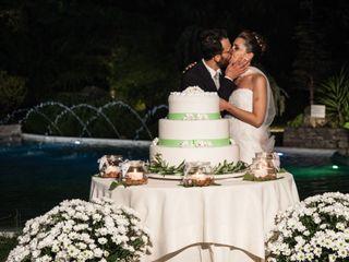 Le nozze di Giovanna e Tommaso
