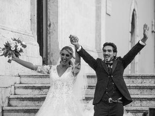 Le nozze di Giulia e Alessandro 1