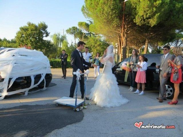 Il matrimonio di Serena e Davide a Cesena, Forlì-Cesena 7