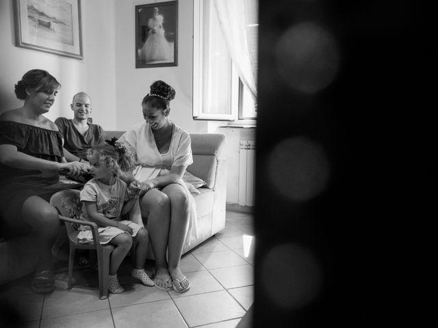Il matrimonio di Giacomo e Martina a Livorno, Livorno 4