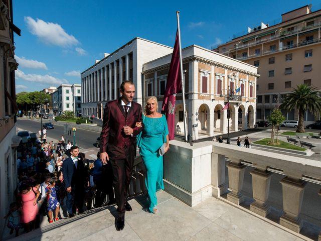 Il matrimonio di Giacomo e Martina a Livorno, Livorno 16