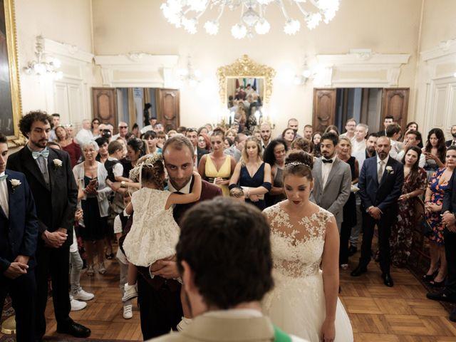 Il matrimonio di Giacomo e Martina a Livorno, Livorno 20