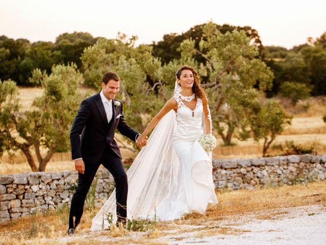 Il matrimonio di Nicola e Elisabetta a Bari, Bari 64