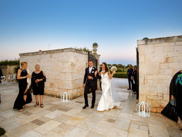 Il matrimonio di Nicola e Elisabetta a Bari, Bari 65