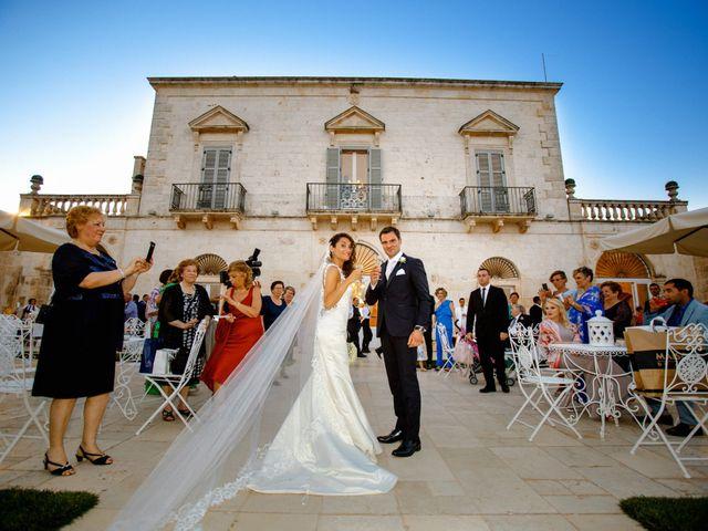 Il matrimonio di Nicola e Elisabetta a Bari, Bari 66