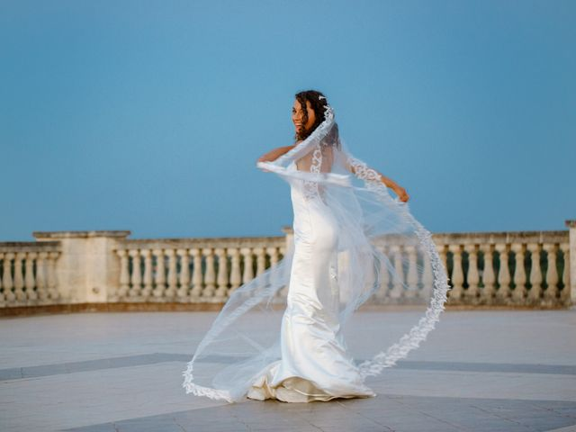 Il matrimonio di Nicola e Elisabetta a Bari, Bari 72